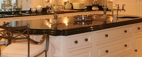 Granite Work Surfaces