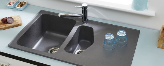 Grey Kitchen Sinks
