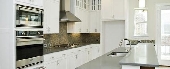 Grey Quartz Countertops