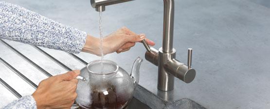 Insinkerator Hot Water Taps UK