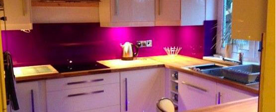 Perspex Splashbacks