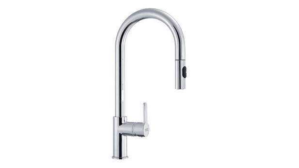 Pull Out Kitchen Mixer Taps