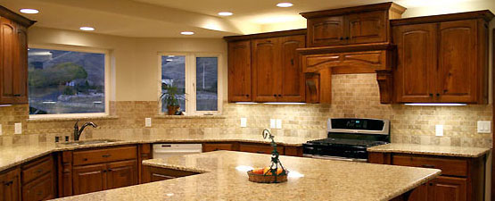 Resin Kitchen Worktops