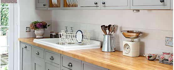 Rustic Oak Worktops