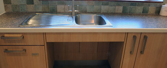 Shallow Kitchen Sinks