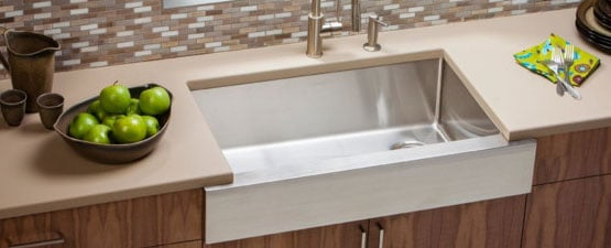 Single Bowl Undermount Sinks