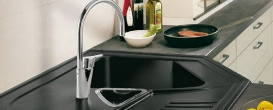 Space Saving Kitchen Sinks
