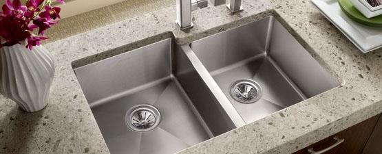 Square Undermount Kitchen Sinks