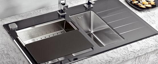 Stainless Steel Inset Sinks | Inset Stainless Steel Kitchen Sinks