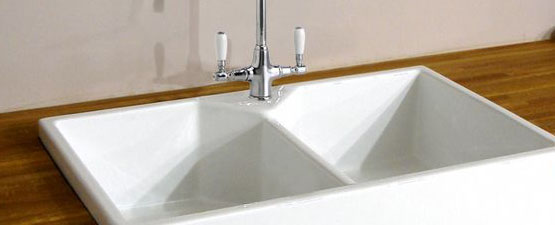 white kitchen sinks - White Kitchen Sink