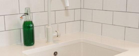 White Kitchen Taps | White Taps | White Kitchen Sink Taps