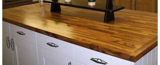 Wide Kitchen Worktops